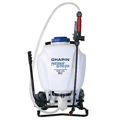 Chapin 4 gal. Pre-Treat & Ice Melt Backpack Sprayer, 61808