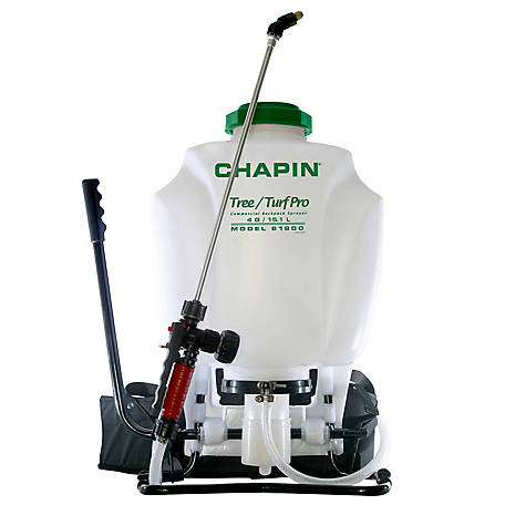 Chapin 4 gal. Tree&Turf Pro Backpack Sprayer, 61900