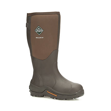 Muck Boot Company Men's Wetland XF - Extended Fit (MWET)