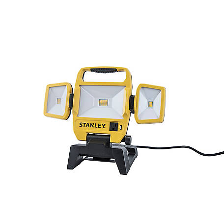 Stanley 5000 Lumen LED Portable Work Light, 7629103