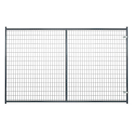 Tarter Blue Champion Dog Kennel Side Panel 10 ft., DKSMDB10