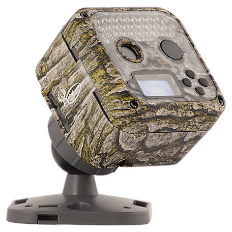 Wildgame Innovations Shadow Camera 18MP Lightsout Combo, SW18B37T18-9