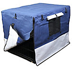 Iconic Pet Protectant & Durable Indoor/Outdoor Pet Crate Cover, 24 in., 51586