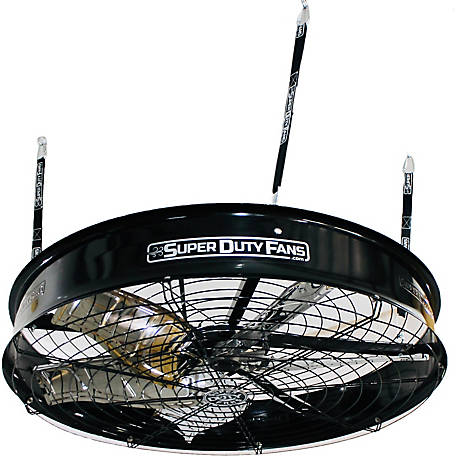 Super Duty Fans 5XL Industrial Ceiling Fan, SD5XL2019