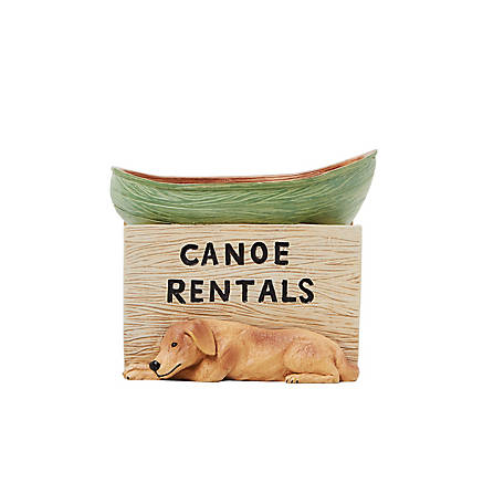 SKL Home Adirondack Dogs Toothbrush Holder