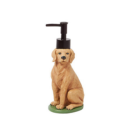 SKL Home Adirondack Dogs Lotion Dispenser