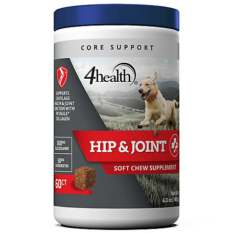 4health Hip & Joint Preventative Supplement, 60 Pack, 903911