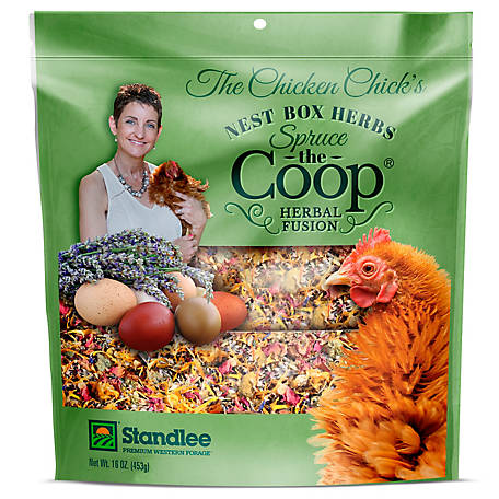 Standlee Spruce The Coop 16 oz., 2700-90102-0-0