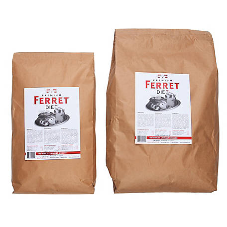 Marshall Premium Ferret Diet 18 Lb. Bag, FD-155