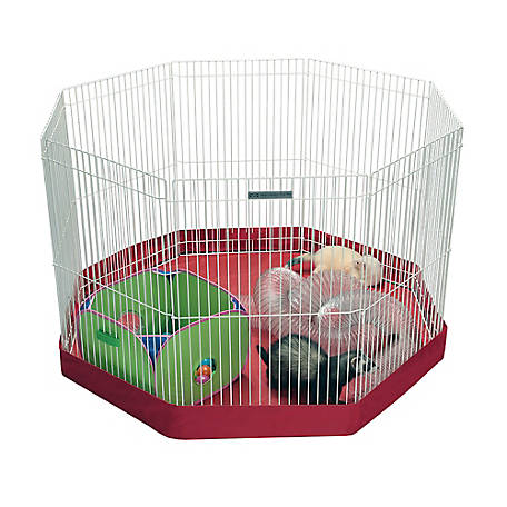 Marshall Small Animal Playpen, FC-224