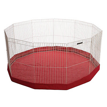 Marshall Small Pet Deluxe Play Pen, FC-305