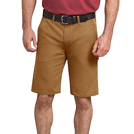Dickies Men's 11 in. Tough Max Duck Carpenter Shorts