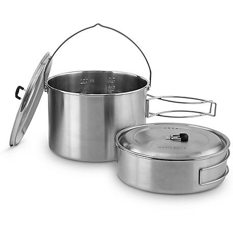 Solo Stove 2 Pot Set, POT3