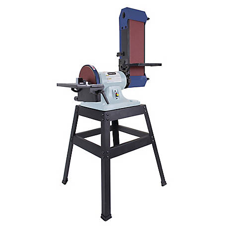 Norse 6 X 9 DD Belt Disc Sander With Stand, 9681121
