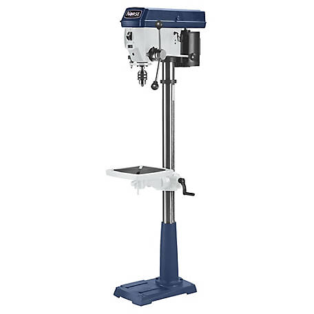 Norse 17 in. Step Pulley Floor Drill Press, 9680208