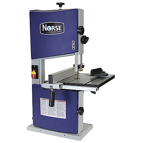 Norse 10 Vertical Wood Cutting Band Saw, 9683124