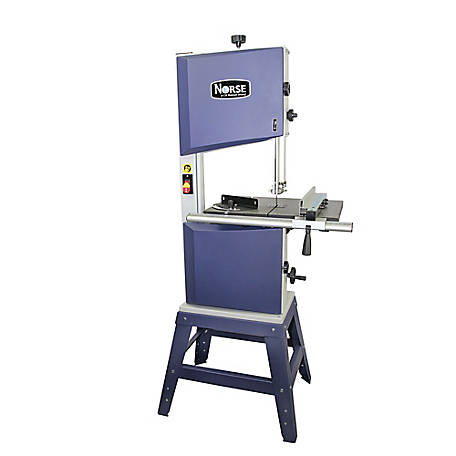 Norse 14 in. Vertical Wood Cutting Band Saw, 9683125