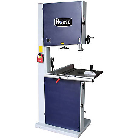 Norse 22 Vertical Wood Cutting Band Saw, 9683126