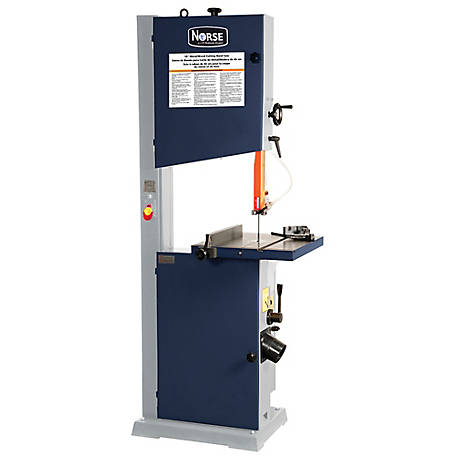 Norse 18 Wood/Metal Cutting Band Saw, 9683117