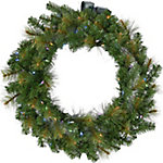 Fraser Hill Farm 36 in. Southern Peace Artificial Wreath,  FFSP036W-6GR