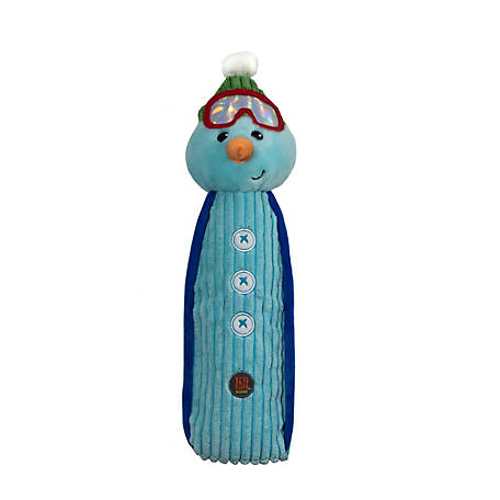 Charming Pet Holiday Charming Bottle Bros Snowman, 69291
