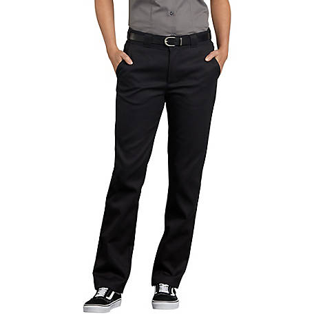 Dickies Women's FLEX Slim Fit Work Pants