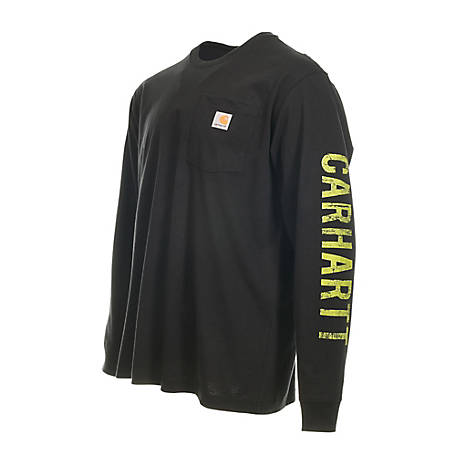 Carhartt Men's Exclusive Logo Tee Shirt, 103859