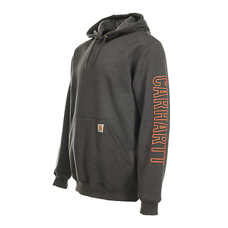 Carhartt Men's Long Sleeve Exclusive Logo Sweatshirt, 103860