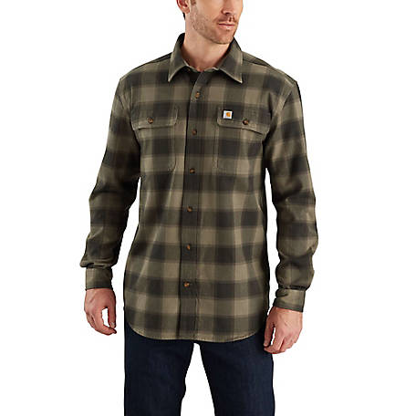 Carhartt Men's Long Sleeve Hubbard Shirt, 103822