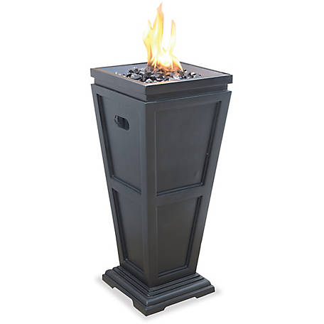 Endless Summer LP Gas Medium Outdoor Fire Column GLT1332SP