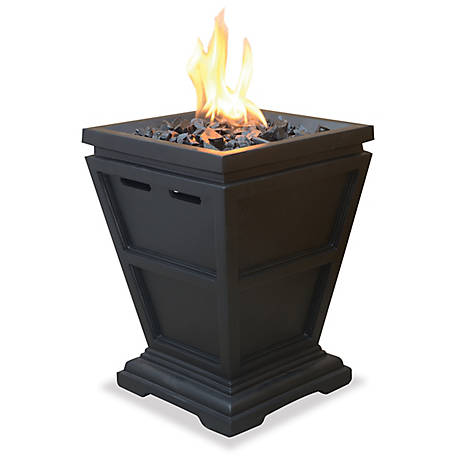 Endless Summer LP Gas Small Outdoor Fire Column GLT1343SP