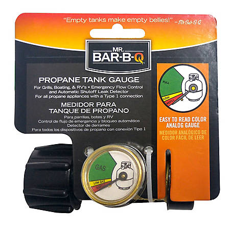 Mr. Bar-B-Q Propane Tank Level Gauge, 03003YTC