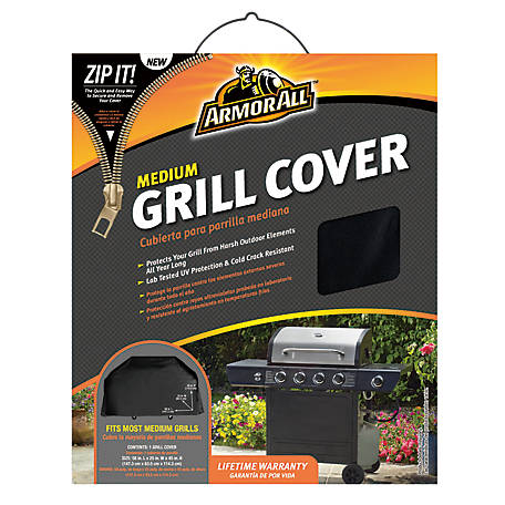 Armor All 58 in. Grill Cover, 07820AA