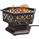 Endless Summer Hexagon Outdoor Gas Firepit GAD16677SP