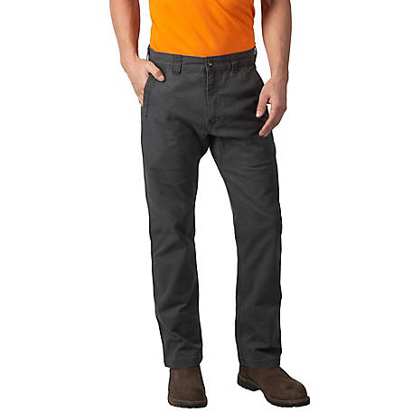Walls Men's Kick It Worn-In Stretch Duck Work Pant