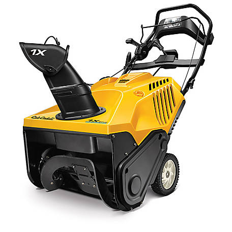Cub Cadet 1X 21 LHP Single-Stage Snow Blower, 31PM2T6C710