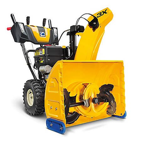 Cub Cadet 3X 26 in. Three-Stage Snow Blower, 31AH5DVA710