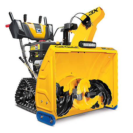 Cub Cadet 3X 30 in. Track-Drive Three-Stage Snow Blower, 31AH7EVZ710