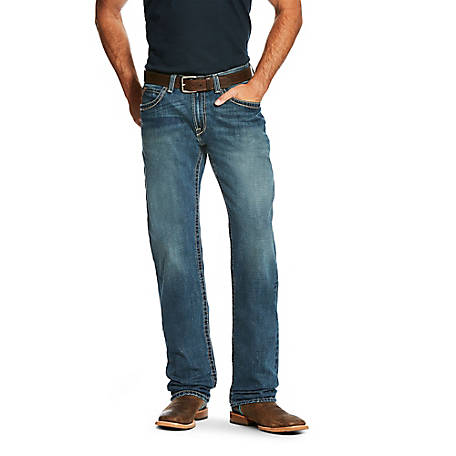 Ariat Men's M3 Loose Stackable Straight leg Jean