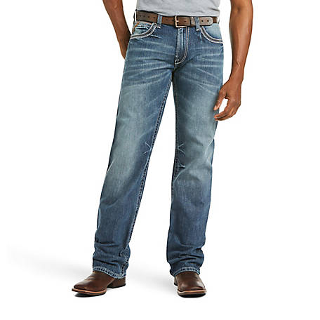Ariat Men's M4 Low Rise Coltrane Boot Cut Jean