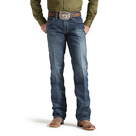 Ariat Men's M5 Slim Stackable Straight Leg Jean