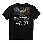 Chevrolet Men's More American Graphic T-Shirt