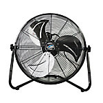 MaxxAir 20 in. Pro Series High Velocity Tilt Fan, HVFF 20 TSC UPS