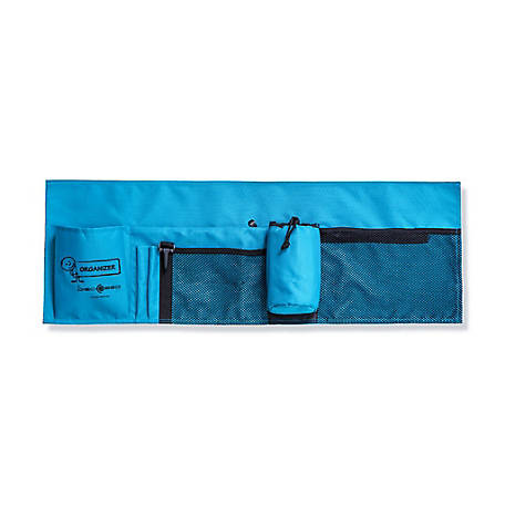 Disc-O-Bed Replacement Side Organizer For Kid-O-Bunk, Blue, 19808/KTB