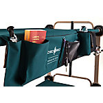 Disc-O-Bed Solid Green Side Organizer, 19808/GRN