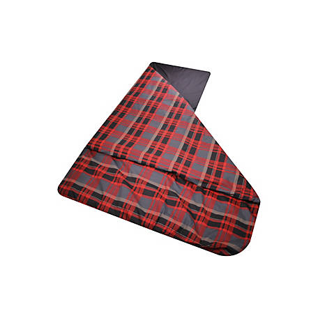 Duvalay Large Foam Sleeping Bag Duvet Lumberjack, 50314