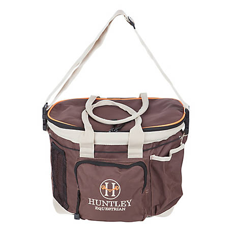 Huntley Equestrian Grooming Bag Brown, 1091
