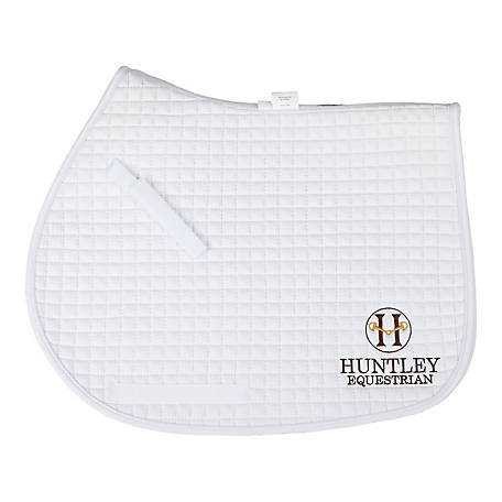 Huntley Equestrian Saddle Pad, 2100