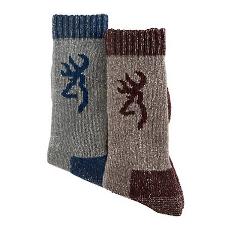 Browning Men's Logo Sock, K0000178