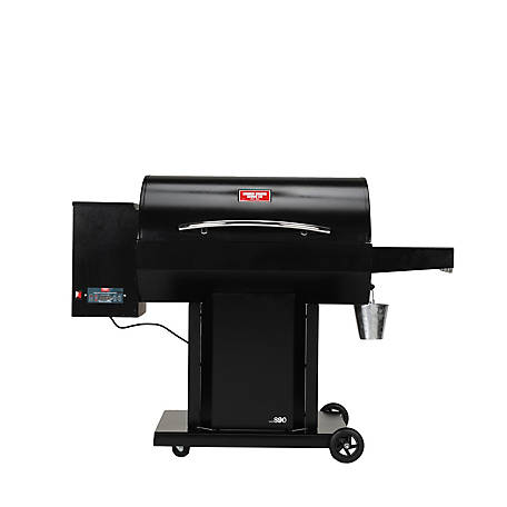 US Stove USSC Grills The Irondale Wood Pellet Grill & Smoker, USG890